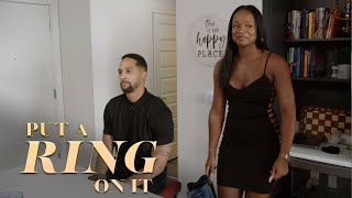 Michael Has Words with Ché's Date | Put A Ring On It | Oprah Winfrey Network