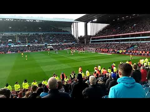 Birmingham City V Aston Villa - Full Time Whistle