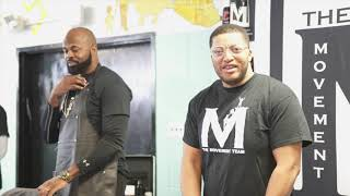 The Movement Team Eutaw Marshburn Restorative Barbershop Talks