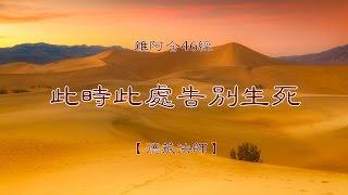 雜阿含0046經(1版)6-1此時此處告別生死[德藏法師]