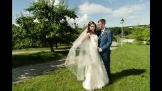Свадебное слайдшоу. Ирина и Денис (20 июля 2013)