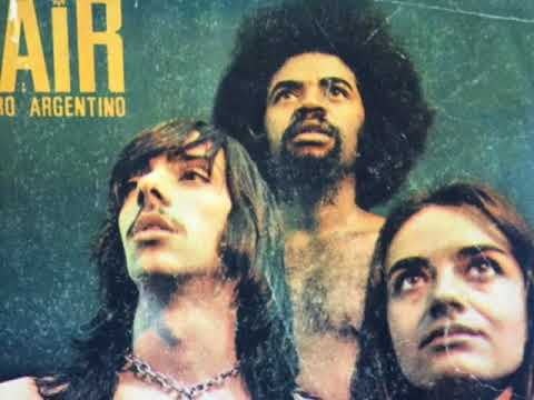RicardoPald .HAIR. Argentina 1971