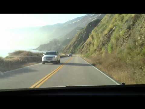 CA July 2012 trip: San Luis Obispo to Monterey on Calif. Highway One