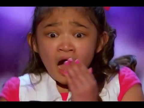 """Little Girl """"SHOCKED & Starts to CRY"""" after She Gets... 