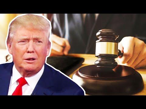 Judge Rules On Trump's DACA Order