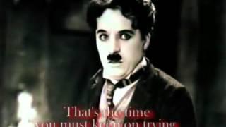 'Smile'   Charlie Chaplin with lyrics