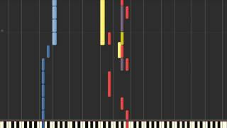 Carrie Underwood - See You Again (Synthesia)