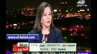 بالفيديو .. نوال مصطفى : مصر تريد وزارة شاملة تكمل بعضها البعض