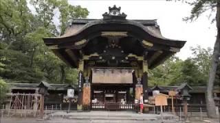 豊臣秀吉を祀る豊国神社(とよくに)(9/1)-徳川氏に完全に破壊されたが...