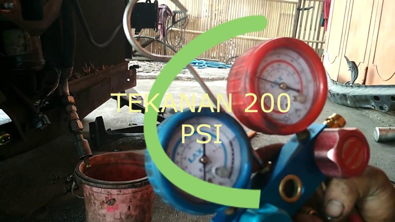 Reparasi Cek Kebocoran Pompa Sanden Ac Mobil Redi 085716040555 Part1