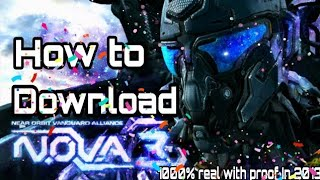 Download How To Download Nova 3 On Android Videos - Dcyoutube
