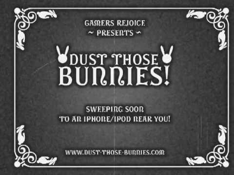 Dust Those Bunnies! Official Trailer