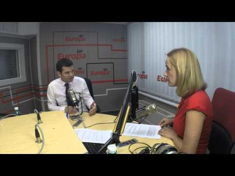 Ministrul Daniel Constantin la Interviurile Europa FM