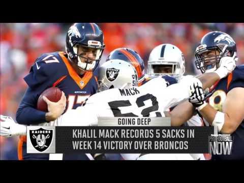 SPORTS  Khalil Mack emerges as NFL