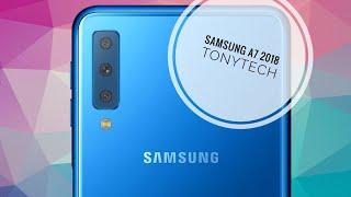 Download Video Samsung A7 2018 - Lecteur d'empreintes latéral et triple capteur photo ! MP3 3GP MP4