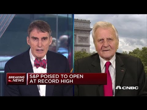 Former ECB President Trichet: Europe Appears More Vulnerable To Trade Issues Than US