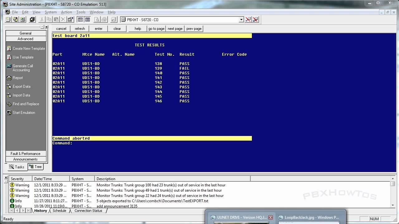 T1/ISDN-PRI Trouble Isolation Talk