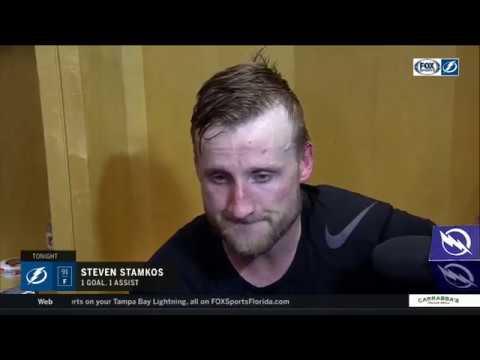 POSTGAME REACTION: Tampa Bay Lightning vs. Columbus Blue Jackets 04/16/2019