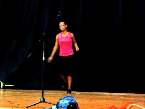 Tap Dance (John Hanson French Immersion Black History Program)