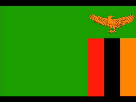 National Anthem of Zambia Vocal in English