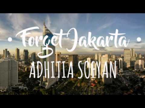 Adhitia Sofyan - Forget Jakarta (song)