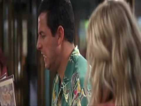 50 first dates i can 39 t read youtube. Black Bedroom Furniture Sets. Home Design Ideas