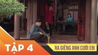 Phim Xin Chào Hạnh Phúc – Ra giêng anh cưới em tập 4 | Vietcomfilm
