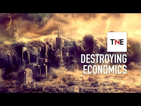 Blyth: The destruction of economics | The New Economy Videos