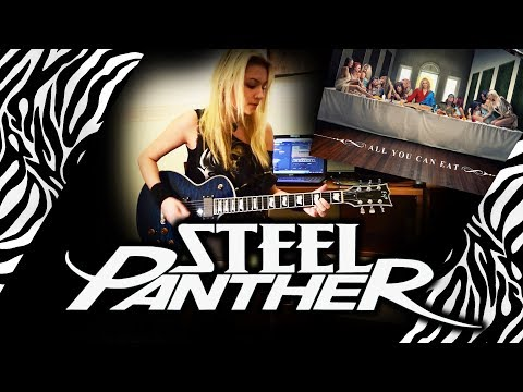 Steel Panther-Gloryhole (Instrumental Cover)