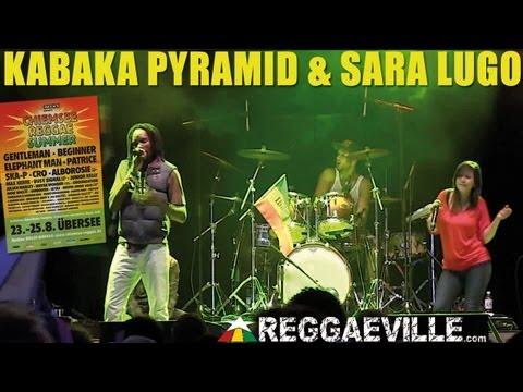 Kabaka Pyramid & Next Generation Family feat. Sara Lugo - High & Windy @Chiemsee Reggae Summer 2013