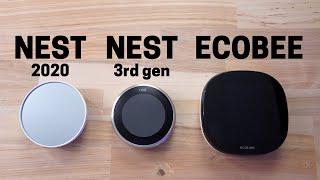New Nest Thermostat $129! Budget vs Premium