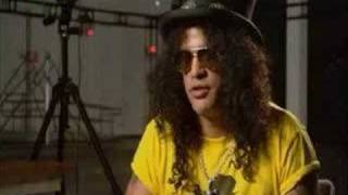 Guitar Hero III - Making of with Slash