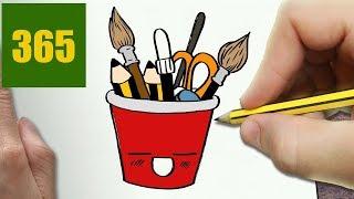 Come Disegnare Jeff Kawaii Passo Dopo Passo Disegni Kawaii Facile