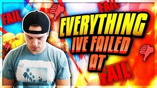 EVERYTHING I HAVE FAILED AT AS AN ENTREPRENEUR 🤦 My Biggest Business Mistakes & Failures