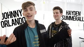Johnny Orlando | Day in the Life Ep 2: Berlin with Hayden Summerall