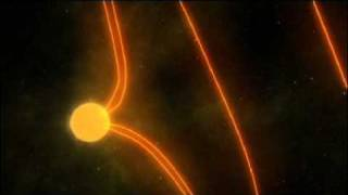 Solar Particles and Earth