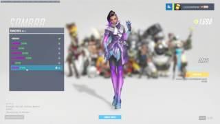 New Sombra Emotes