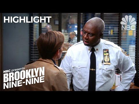 Holt Finally Meets Rosa's New Girlfriend - Brooklyn Nine-Nine (Episode Highlight)