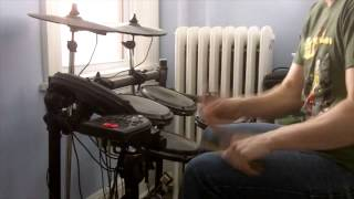 Billy Joel - Los Angelenos (Drum cover)
