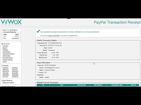 Como Comprar Bitcoins Com PayPal Fácil Fácil
