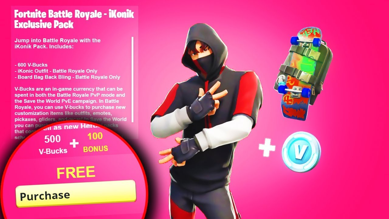 How To Get Ikonik Skin For 100 Free New Samsung Exclusive Bundle Unlock In Fortnite Youtube