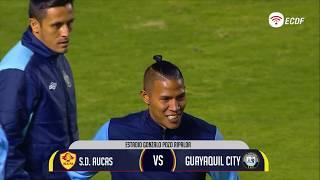 Copa Ecuador  Aucas Vs Guayaquil City  8avos De Final  Vuelta