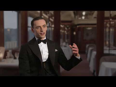 Murder on the Orient Express: Sergei Polunin Behind the Scenes Movie Interview