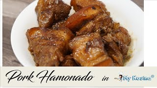 PORK HAMONADO | My Kusina