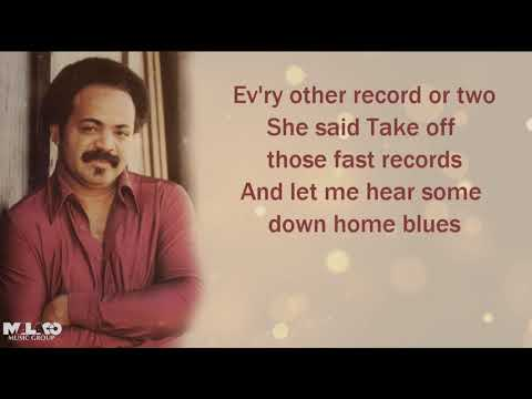 ZZ Hill - Down Home Blues (Lyric Video)
