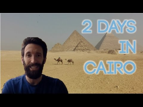 Travel tips for Cairo, Egypt