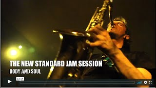 BERLINER MOMENT: The new standard Jam Session - Body and Soul