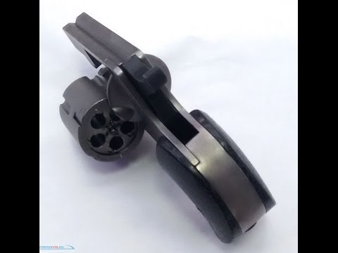 Сигнальный револьвер Ekol Arda черная