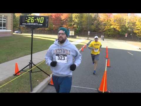 Lindenwold High School 5k Run