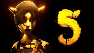 SCONTRO FINALE CON BENDY!? | Bendy And The Ink Machine Capitolo 5 (FINE)